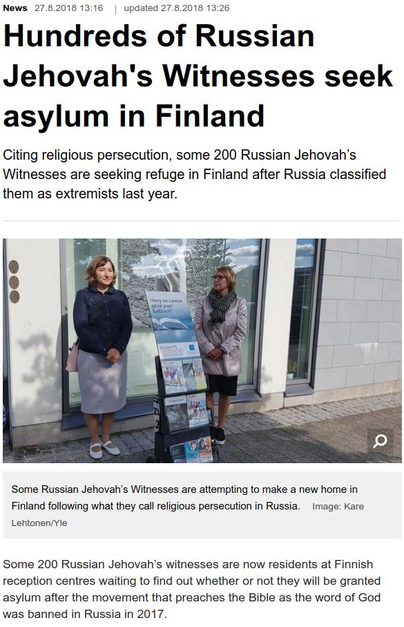 Finnish News In English