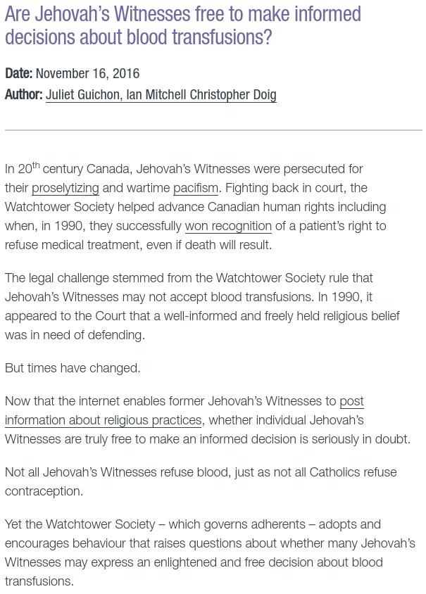 Ex Jehova todistaja dating sites
